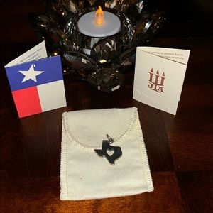 James Avery State of Texas Charm